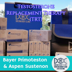 testosterone replacement therapy trt dreambody clinic