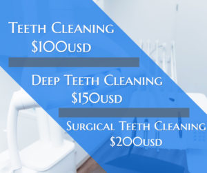 teeth cleaning prices dreambody clinic
