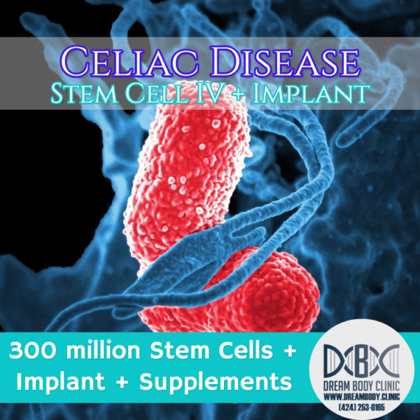 celiac disease stem cell treatment dreambody clinic