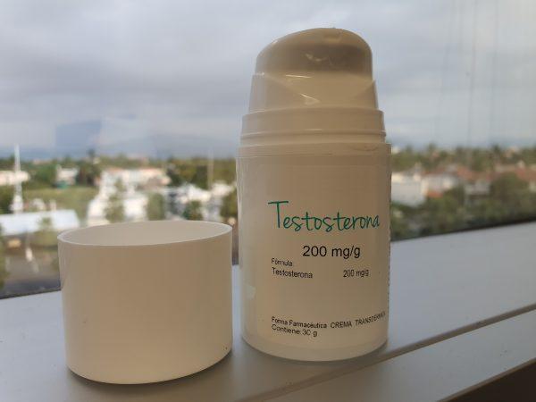 TRT Testosterone Cream 200mg at dream body clinic puerto vallarta 2