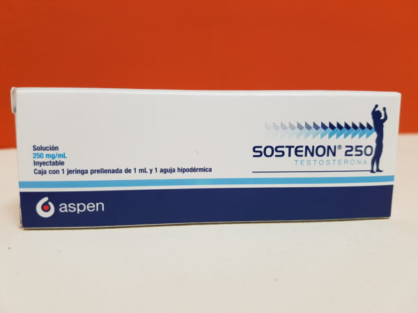 sustenon 250 mg box