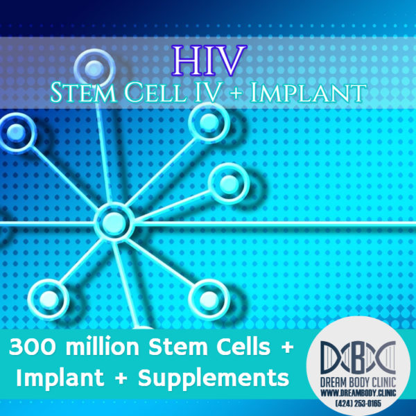 HIV stem cell treatment dreambody clinic page