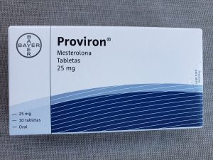 Dream Body Clinic Bayer Proviron TRT