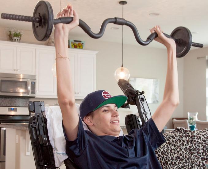 Kris Boesen rehabilitation